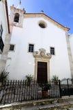 Église de Torres Vedras de Merci image stock