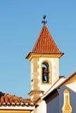 Église de tour Photos libres de droits