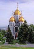 Église de tous les saints Photos stock