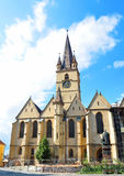 Église de treime de sfanta de Sibiu Photos libres de droits