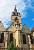 Église de treime de sfanta de Sibiu Image stock