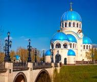 Église de trinité sainte Photo libre de droits