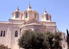 Église de trinité sainte russe de Jérusalem 2007 Images libres de droits