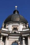 Église de trinité Salzbourg images stock