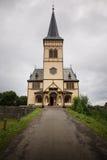 Église de Vågan Image stock