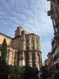 Église de Venise Image stock