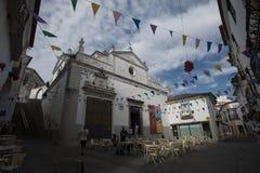 Église de vicente de sao, Evora, Portugal photos stock