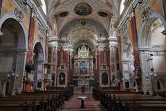 Église de Vienne Photo stock