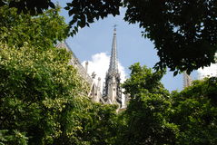 Église de Vienne Image libre de droits