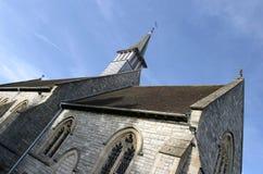 Église de village Photo stock