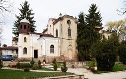 Église de ville de Kotel en Bulgarie Photo libre de droits