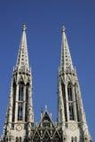 Église de Votiv à Vienne Photos stock