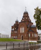 Église dedans dans le vladimir, Fédération de Russie photos libres de droits