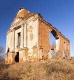 Église des franciscains images stock