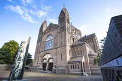 Église des Hollandes de ville de Nimègue photo stock