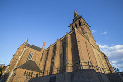 Église des Hollandes de ville de Nimègue photographie stock