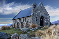 Église du bon berger Photographie stock