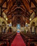 Église du bon berger de Raleigh Images libres de droits