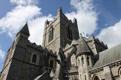 Église du Christ à Dublin Photos libres de droits