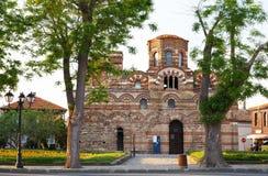 Église du Christ Pantocrator, Nesebar Photographie stock