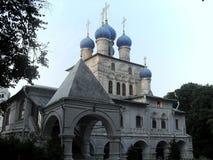 Église du graphisme de Kazan de la mère de Dieu Photo libre de droits