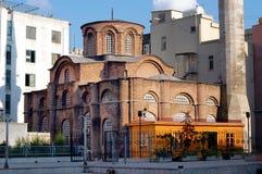 Église du monastère de Myrelaion, Istanbul photo libre de droits