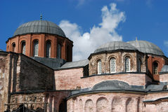 Église du Pantocrator images libres de droits