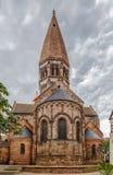 Église du ` s de foi de St, Selestat images libres de droits