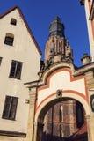 Église du ` s de St Elisabeth à Wroclaw photos stock