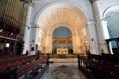 Église du ` s de St John dans Kolkata, Inde Photographie stock libre de droits