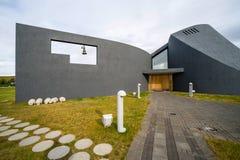 Église du ³ s, Islande de Blönduà Images libres de droits