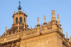 Église du Sagrario en Séville Photos stock