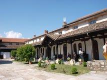 Église du sauveur saint, Skopje, Macédoine Image libre de droits