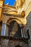 Église du temple de résurrection du cercueil du ` s de seigneur Photos stock