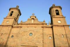 Église en Îles Canaries Image libre de droits