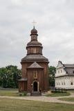 Église en bois images stock