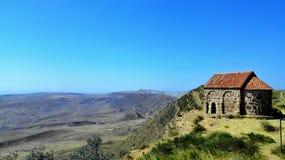 Église en Géorgie Photos stock