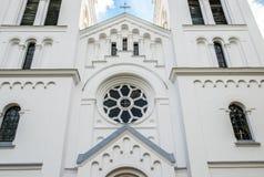 Église en Lithuanie photo libre de droits