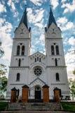 Église en Lithuanie photos libres de droits