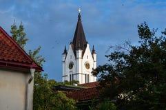 Église en Nora, Suède photos stock