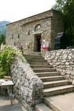 Église en pierre Image libre de droits