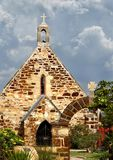 Église en pierre Photos stock
