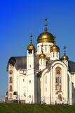 Église en Russie Photos stock