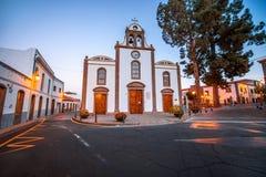 Église en San Bartolome De Tirajana Photo libre de droits