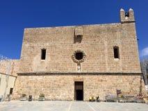 Église en San Vito Lo Capo photo stock