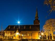 Église en Suède 3 photos stock