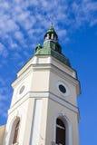 Église et dôme Image stock