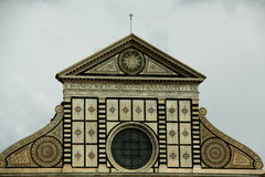 Église Florence Image stock