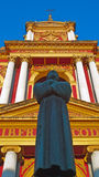 Église franciscaine Photo stock