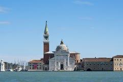 Église Giudecca Venise, Italie de Redentore Photos stock
